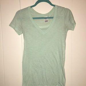 Victoria's Secret PINK Essential V-Neck T-Shirt